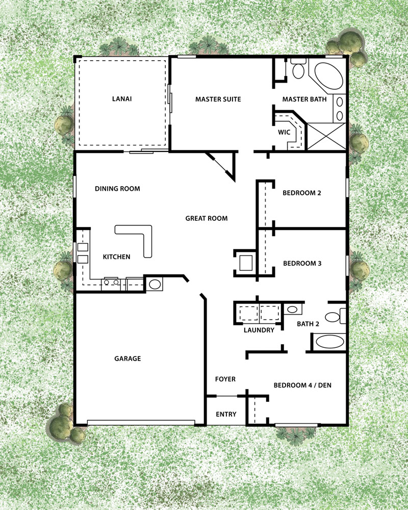 Waverly Floorplan